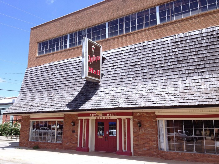 best antique stores in oklahoma