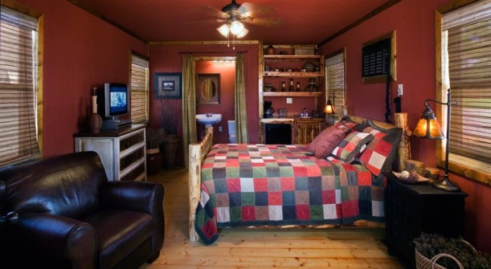 Top Cabin Rentals in Oklahoma