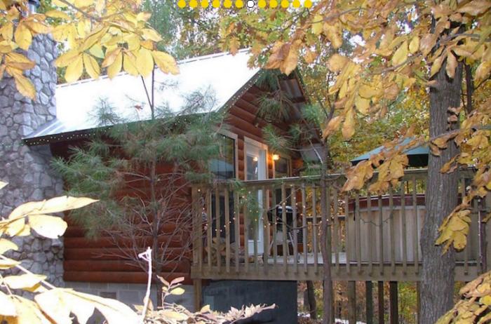 9. Pine Lodge Resort: Grand Lake (Near Ketchum)
