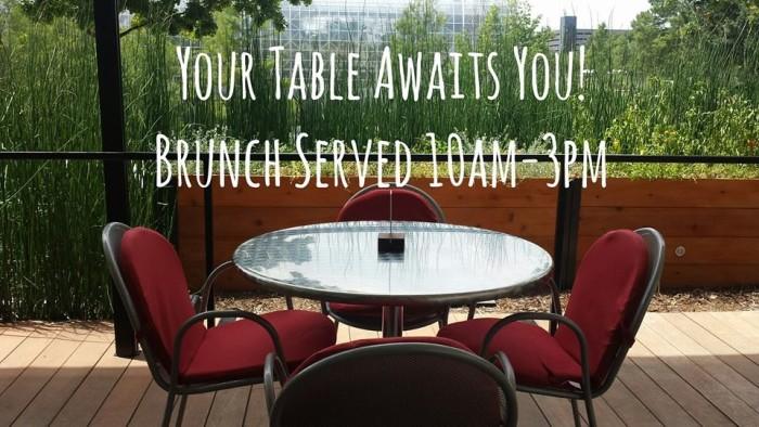 7. Enjoy a brunch date.