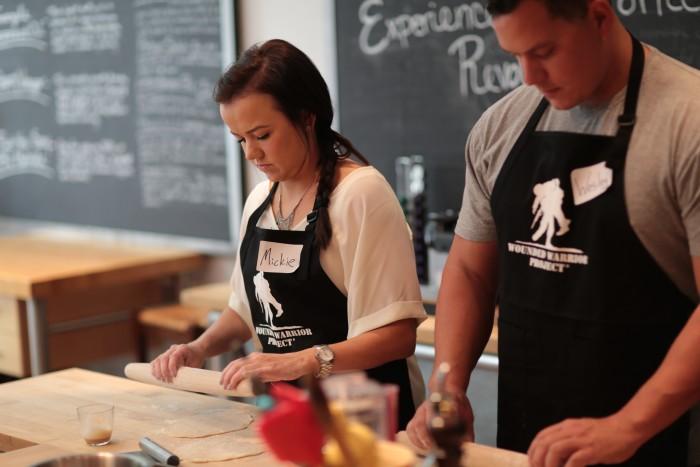 10. Enjoy a cooking class.