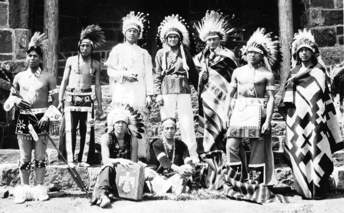 9. Native Americans