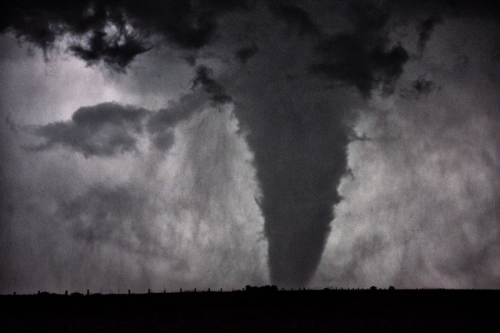 3. Tornadoes