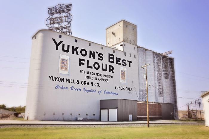 8. Yukon