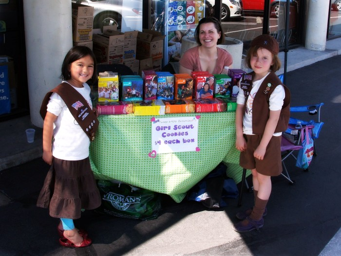 2. The first batch of Girl Scout Cookies were sold in Muskogee. They sold their first batch as part of a service project and the trend caught on.