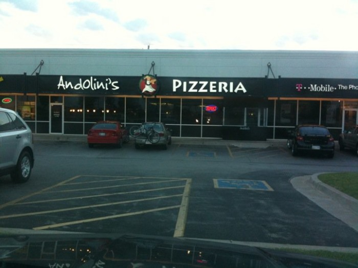 1. Andolini's Pizzeria: Owasso