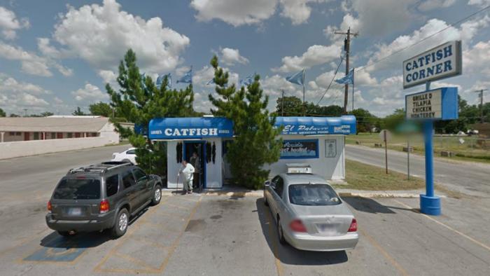 7. Catfish Corner: Ardmore