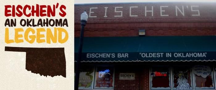 4. Eischen's Bar: Okarche