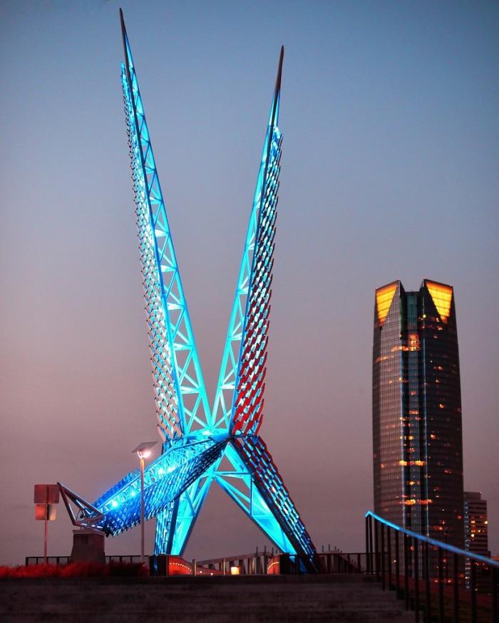 13. Skydance Bridge
