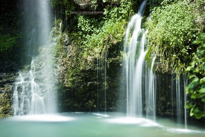 1. Natural Falls