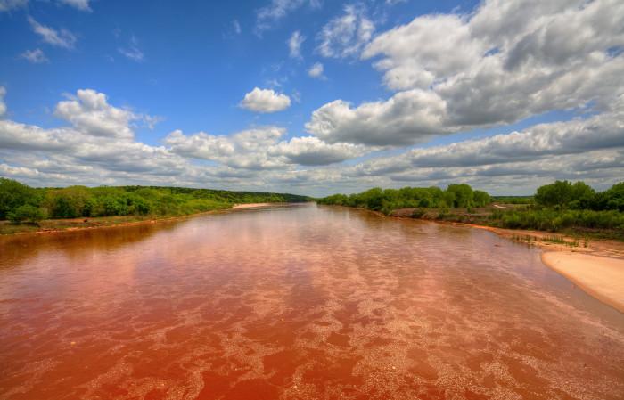 24. Cimarron River