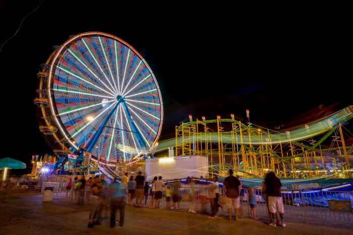3. State Fairs