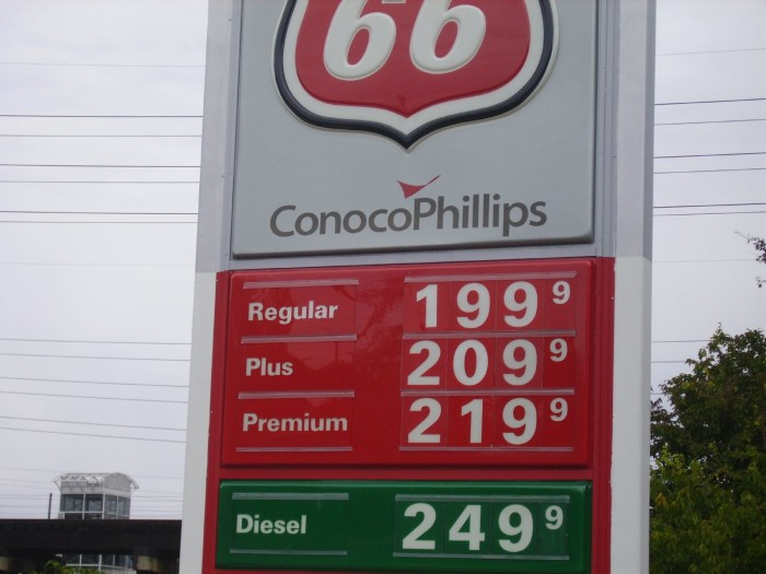 7. Gas Prices