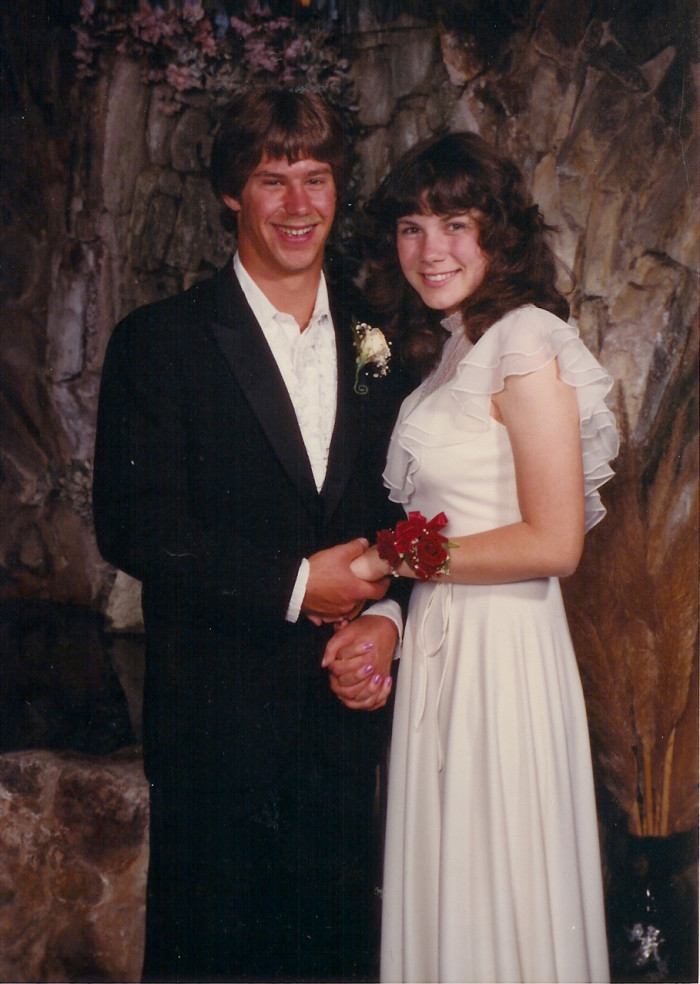 6. You may have even married your high school sweetheart.