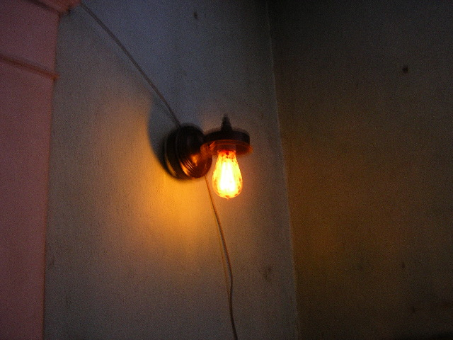 4. Oldest Burning Lightbulb: Mangum