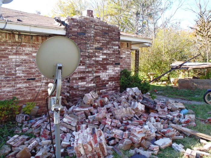 15. Do you have real earthquakes?