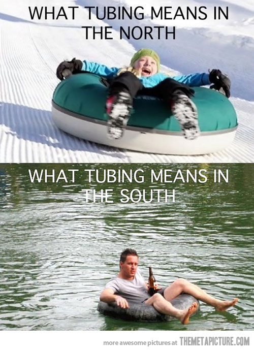 6. You mean there is more than one kind of tubing?