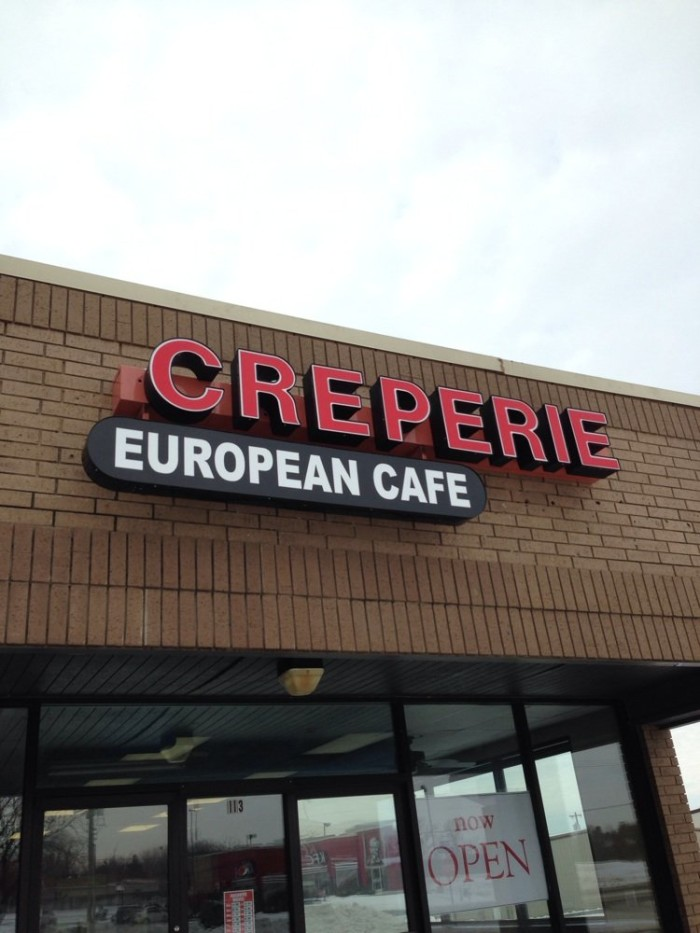 14. Creperie European Cafe: Midwest City