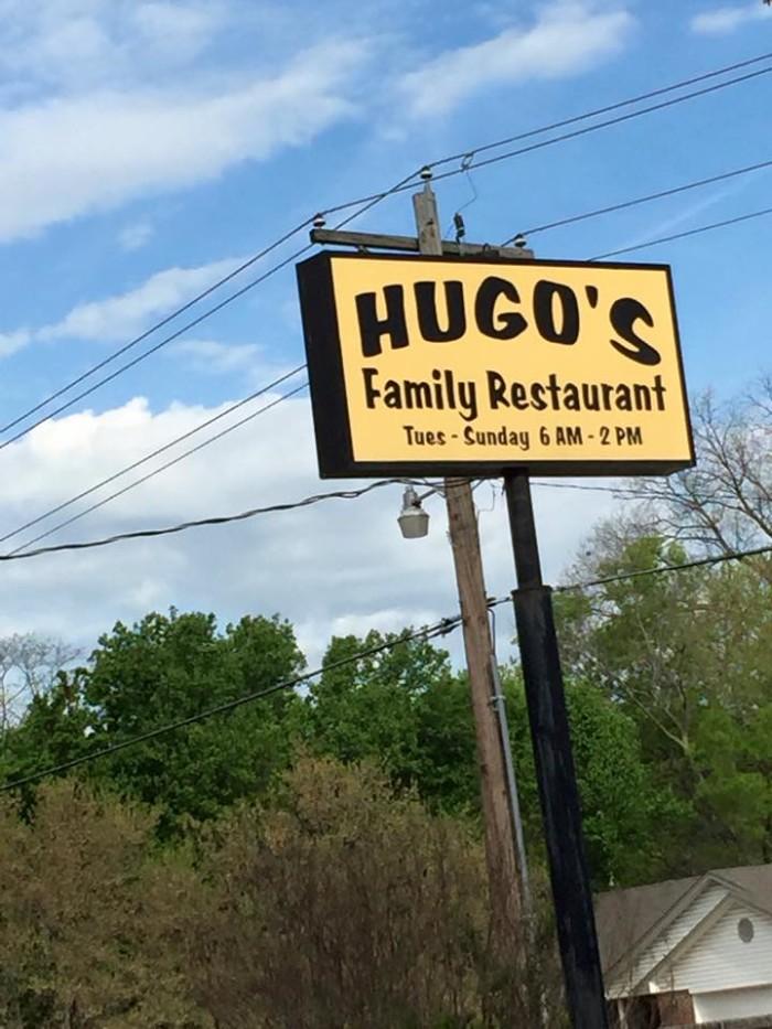4. Hugo's Family Restaurant: Claremore