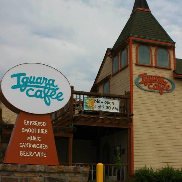 15. Iguana Cafee: Tahlequah