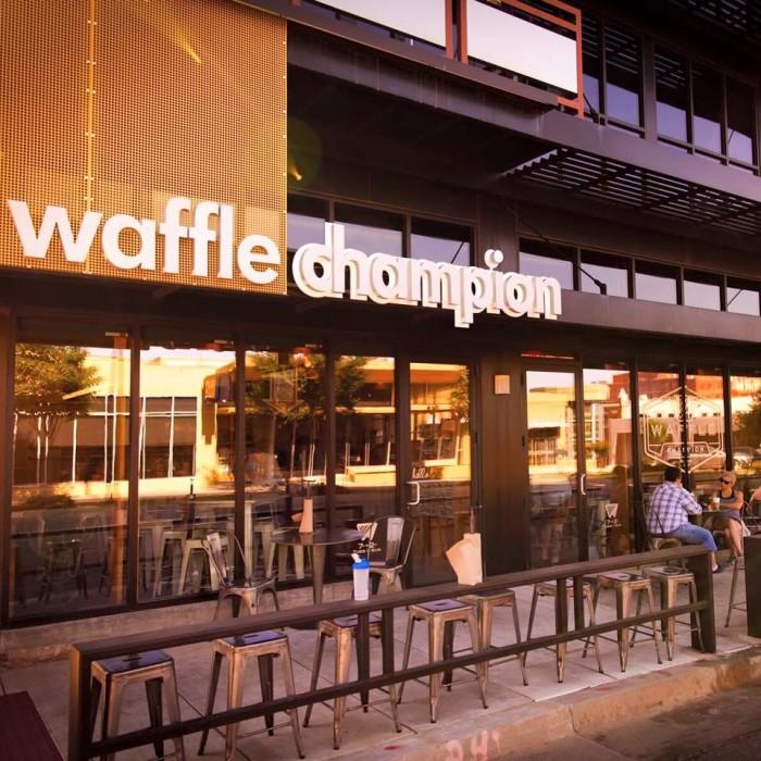 3. Waffle Champion: Oklahoma City