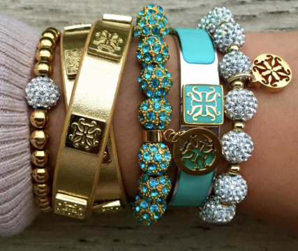 4. Women around the country can thank Oklahoman, Jill Donovan, for Rustic Cuff jewelry.