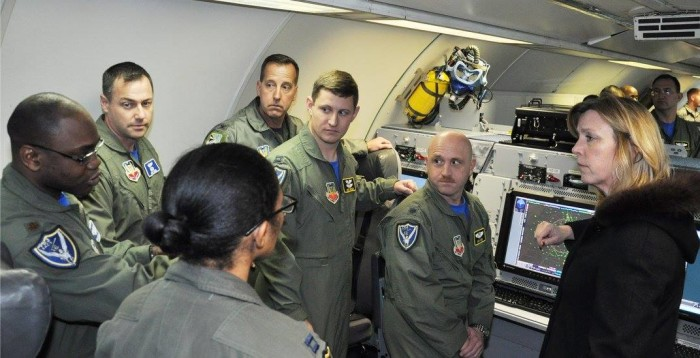 16. Oklahoma is home to Tinker Air Force Base - the world's largest military-aviation logistics center in the world.