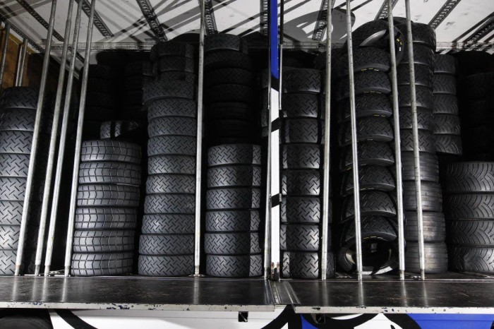 17. We lead the nation as the top tire-producing state, and since you must have tires to drive, I'd say that's pretty important.