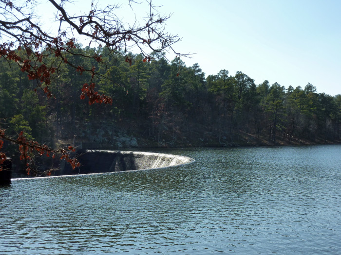 10. Lake Carlton sits amid some of the most picturesque scenery in the region. Pine forests and rocky cliffs ideal for hiking, rock climbing and wildlife viewing make Lake Carlton one of the best locations in the area to spend some quality time with the great outdoors.