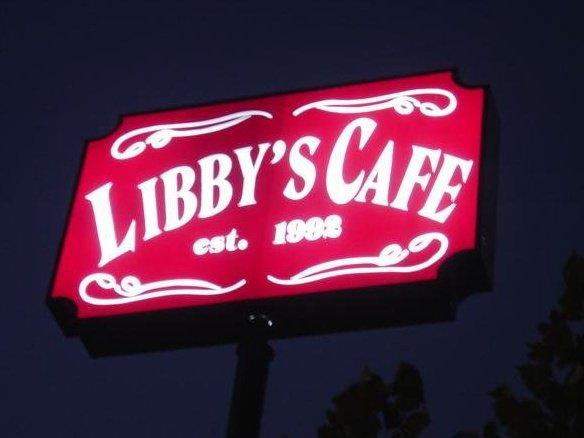 11. Libby's Cafe: Goldsby
