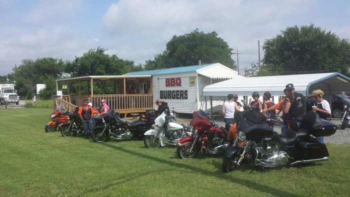 11. Jay-Henry's BBQ & Burgers: McAlester