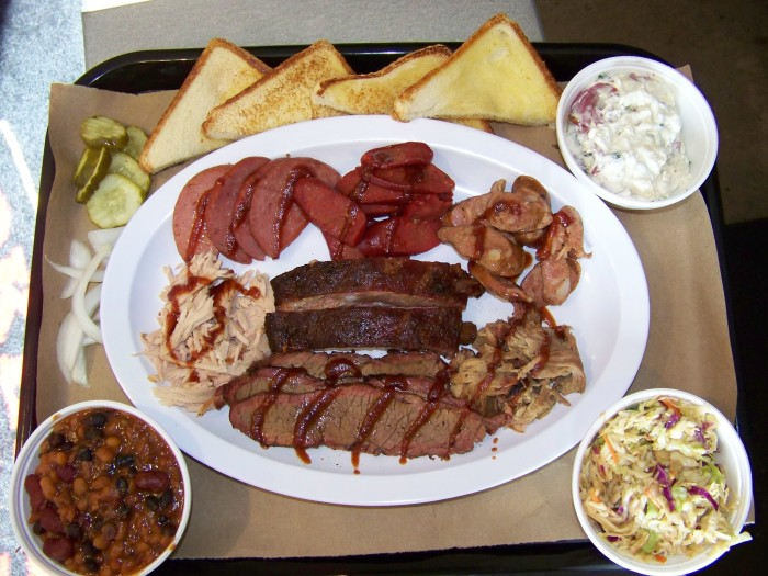 9. You know that BBQ is soul food, and the best version comes from the little mom and pop spots.