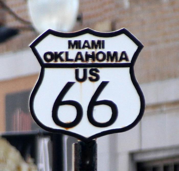 14. You actually know how to pronounce Miami, Eufaula, Tahlequah, Oologah, Okemah, Weleetka and many more Oklahoma names.