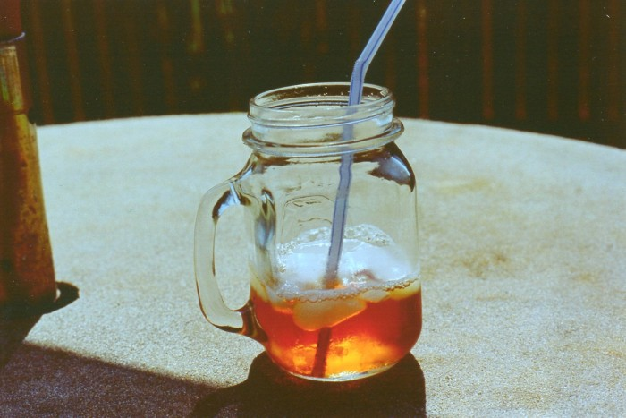 6. To you, sweet tea is the only kind of tea worth drinking.