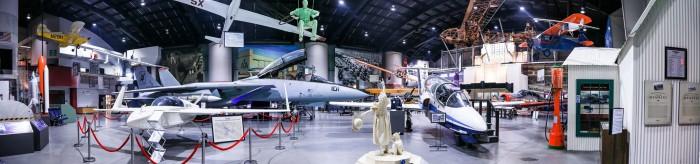 24. Visit the Tulsa Air & Space Museum.
