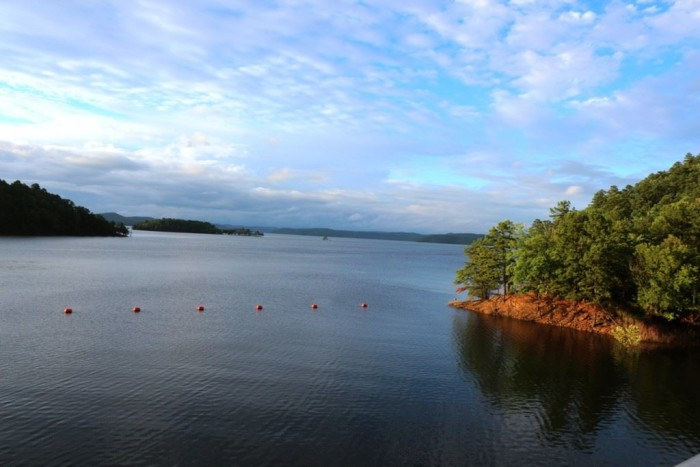 28. Visit one of Oklahoma's lakes you have never seen.