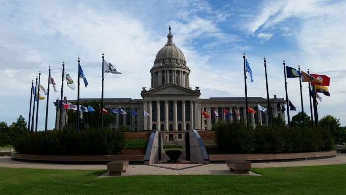 10. Take a tour of the capitol building in Oklahoma City.