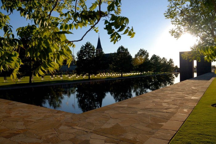 22. See the Oklahoma City National Memorial & Museum and honor the victims.