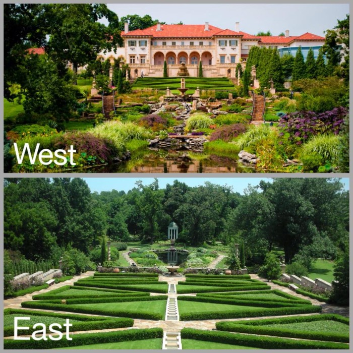 26. Tour the Philbrook Museum of Art in Tulsa, one of America's finest art museums.