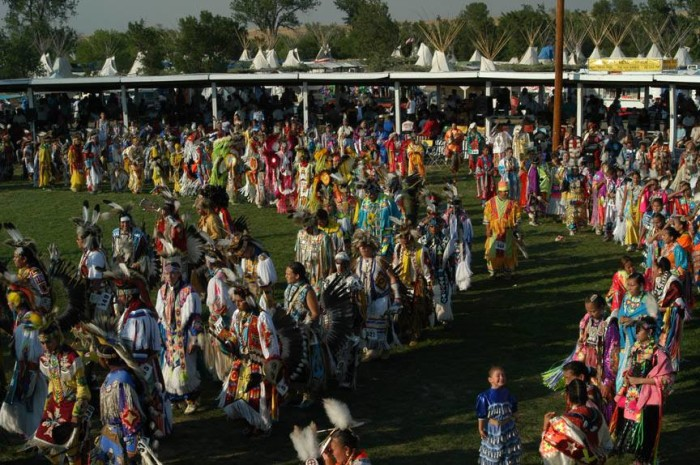 7. Attend a Pow Wow.