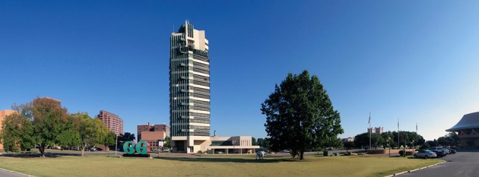11. Stay the night at the Inn at Price Tower (Frank Lloyd Wright's only skyscraper) in Bartlesville.