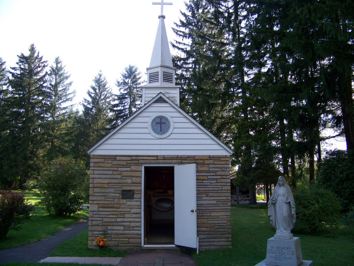 3. Our Lady of the Pines