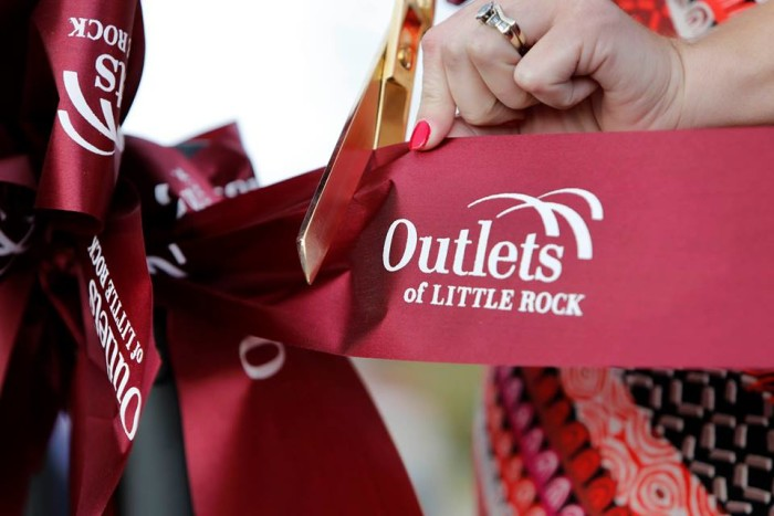 9. Instead of navigating the Promenade at Chenal, shop at the Outlets of Little Rock.