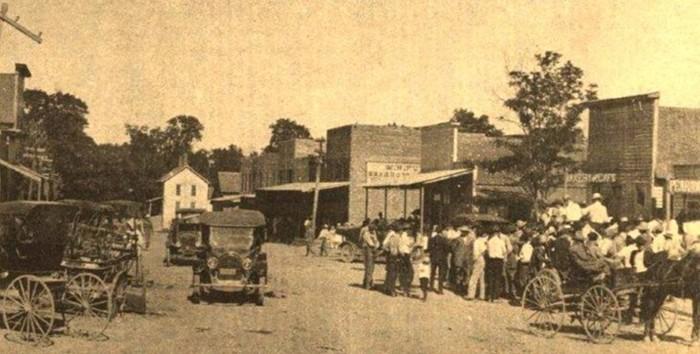 7. Pea Ridge in 1914