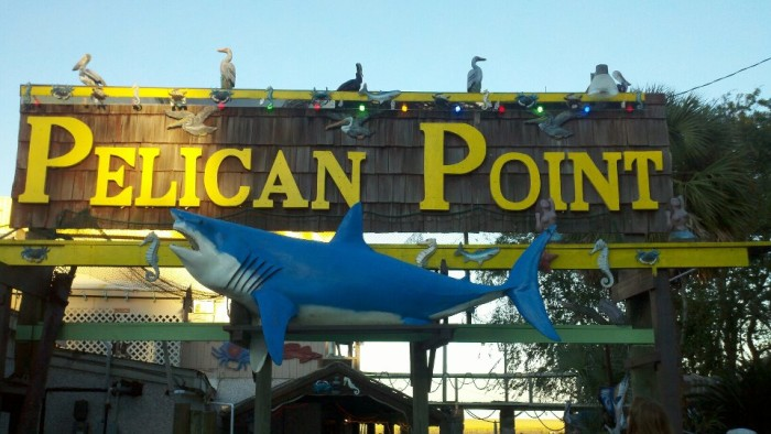 Pelican Point Seafood Restaurant 1398 Sapelo Ave Crescent Ga 31304