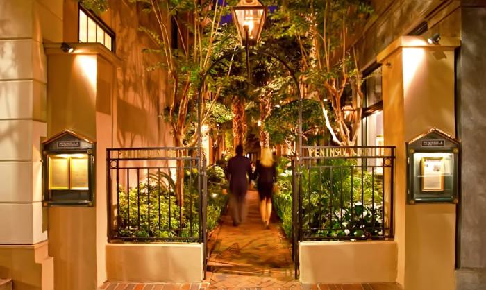 10. Eat at Peninsula Grille in Charleston.
