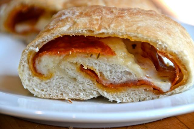 17. Eat a pepperoni roll at Colasessano's in Fairmont.