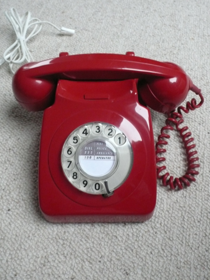 12. We used these instead of cellphones.