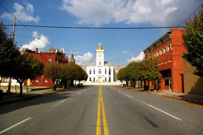 11. Pine Bluff