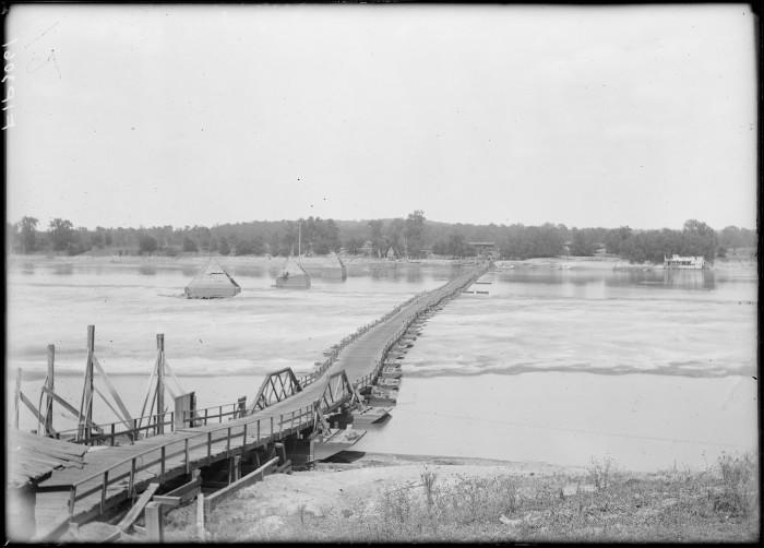 3. Pontoon Bridge